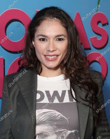 Editorial image of 'Las Pildoras De Mi Novio' film premiere, Los Angeles, USA - 18 Feb 2020