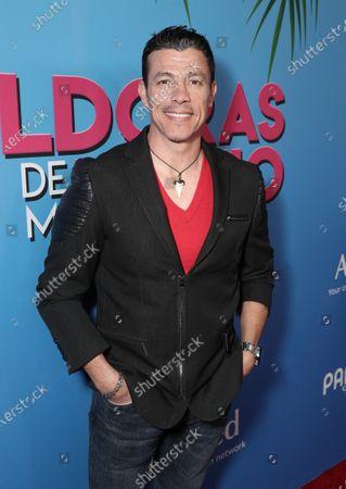 Editorial photo of 'Las Pildoras De Mi Novio' film premiere, Los Angeles, USA - 18 Feb 2020