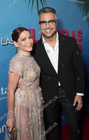 Editorial image of 'Las Pildoras De Mi Novio' film premiere, Los Angeles, USA - 18 Feb 2020