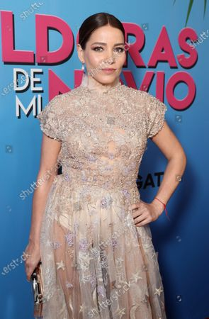 Editorial picture of 'Las Pildoras De Mi Novio' film premiere, Los Angeles, USA - 18 Feb 2020
