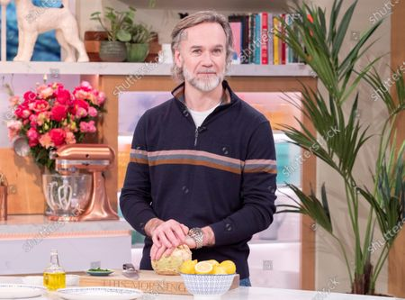 Stock Picture of Marcus Wareing
