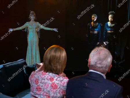 Whitney Houston Hologram, Eamonn Holmes and Ruth Langsford