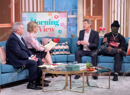 Eamonn Holmes, Ruth Langsford, Matthew Wright and Drillminister
