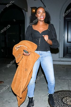 Stock Picture of Tika Sumpter