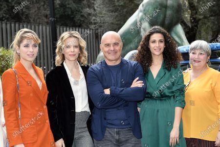 Federica De Benedittis, Sonia Bergamasco, Luca Zingaretti, Katia Greco, Ketty Governali