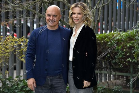 Editorial picture of 'Il Commissario Montalbano' TV show photocall, Rome, Italy - 19 Feb 2020