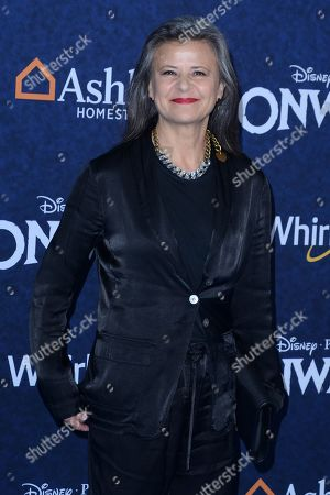 Stock Image of Tracey Ullman