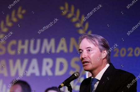 Editorial photo of EU Schuman Award 2020, Yangon, Myanmar - 19 Feb 2020