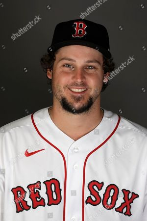 This is a 2020 photo of Josh Turner of the Red Sox baseball team. This image reflects the 2020 active roster as of when this image was taken