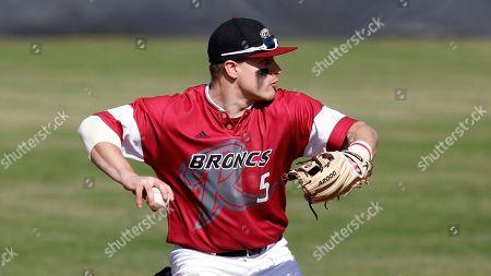 Editorial image of Rider Baseball, North Charleston, USA - 15 Feb 2020