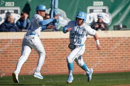 Editorial photo of Middle Tennessee North Carolina Baseball, Chapel Hill, USA - 14 Feb 2020