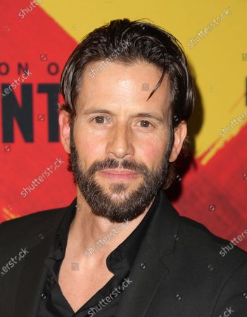 Editorial picture of 'Hunters' TV show premiere, Arrivals, DGA Theater, Los Angeles, USA - 19 Feb 2020
