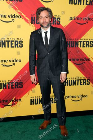 Editorial image of 'Hunters' TV show premiere, Arrivals, DGA Theater, Los Angeles, USA - 19 Feb 2020