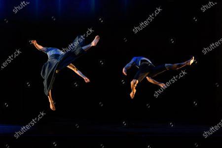 Dancer & Tommy Franzen