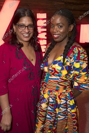 Indhu Rubasingham (Director) and Antoinette Nwandu (Author)