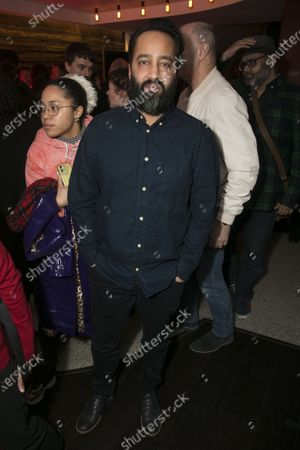 Editorial image of 'Pass Over' party, After Party, London, UK - 19 Feb 2020