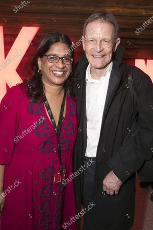 Editorial photo of 'Pass Over' party, After Party, London, UK - 19 Feb 2020