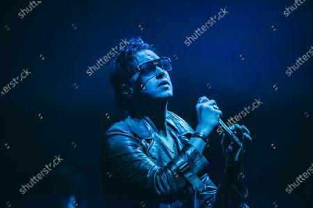 Stock Photo of Julian Casablancas - The Strokes