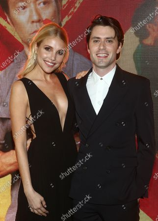 Stock Picture of David Weil, Natalie Williams