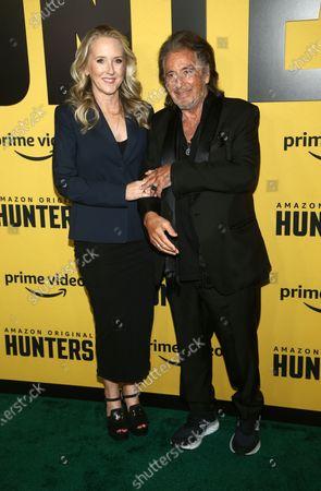 Jennifer Salke, Al Pacino