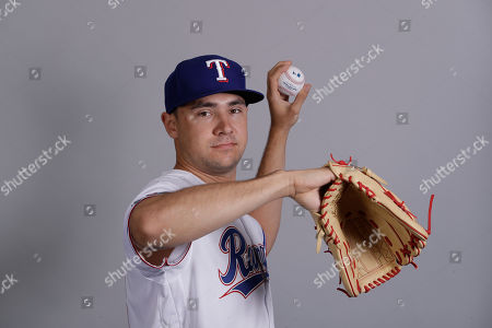 Editorial picture of Rangers 2020 Baseball, Surprise, USA - 19 Feb 2020