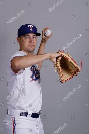 Editorial photo of Rangers 2020 Baseball, Surprise, USA - 19 Feb 2020