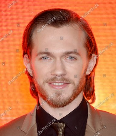 Editorial photo of 'Hunters' TV show premiere, Arrivals, DGA Theater, Los Angeles, USA - 19 Feb 2020