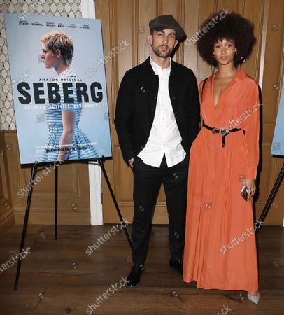 Tobias Sorensen and Wallette Watson
