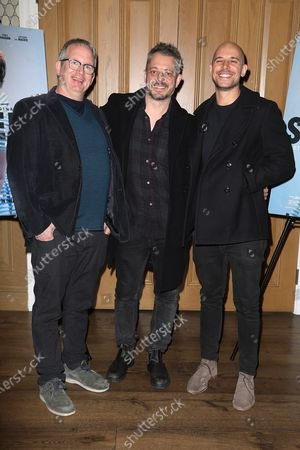 Ted Hope (Head of Motion Pictures; Amazon Studios), Benedict Andrews (Director) and Fred Berger (Producer)