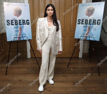 """Editorial picture of New York Special Screening of """"SEBERG"""", USA - 19 Feb 2020"""