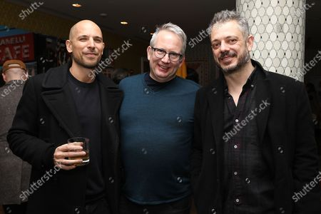Benedict Andrews (Director), Ted Hope (Head of Motion Pictures; Amazon Studios) and Fred Berger (Producer)