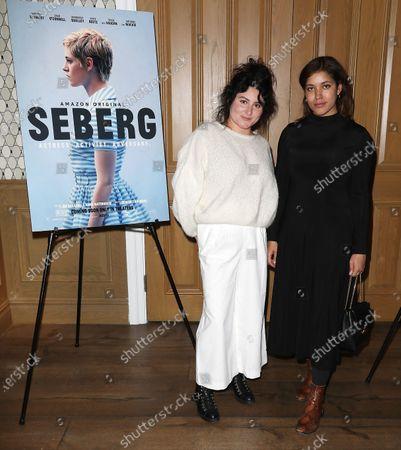 Nicole Shermin and Christina Caradona