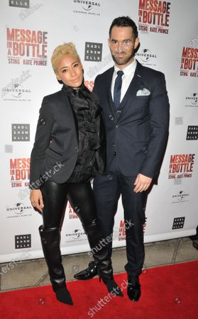 Karen Clifton and David Webb
