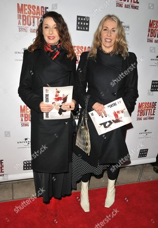 Keren Woodward and Sara Dallin
