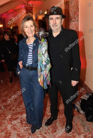 Philippe Harel and Sylvie Bourgeois