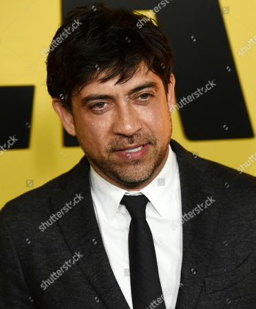 """Editorial photo of World Premiere of """"Hunters"""", Los Angeles, USA - 19 Feb 2020"""