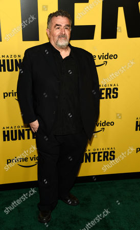 """Editorial image of World Premiere of """"Hunters"""", Los Angeles, USA - 19 Feb 2020"""