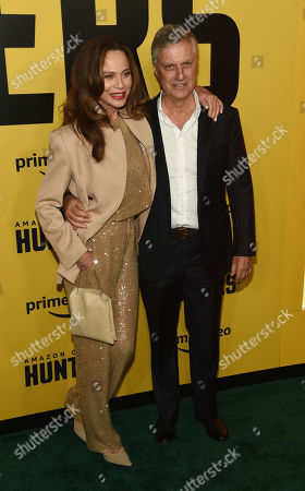 "Editorial picture of World Premiere of ""Hunters"", Los Angeles, USA - 19 Feb 2020"