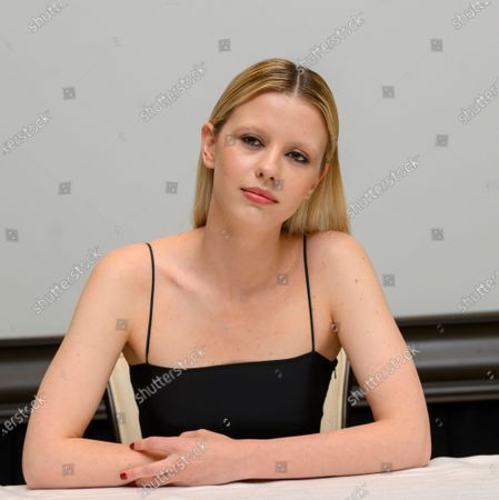 Editorial picture of 'Emma' film photocall at The Four Seasons Hotel, Beverly Hills, Los Angeles, USA - 19 Feb 2020