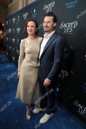 Editorial photo of Premiere of Facebook Watch and Blumhouse TelevisionÕs SACRED LIES: THE SINGING BONES, Los Angeles, USA - 19 February 2020
