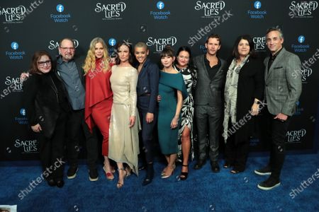 Editorial picture of Premiere of Facebook Watch and Blumhouse TelevisionÕs SACRED LIES: THE SINGING BONES, Los Angeles, USA - 19 February 2020