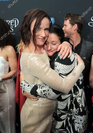 Juliette Lewis and Showrunner and Exec. Producer Raelle Tucker