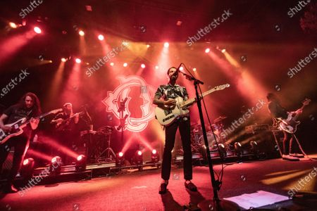 Stock Photo of Dashboard Confessional - Chris Carrabba