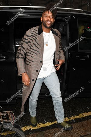 Editorial picture of JLS out and about, London, UK - 20 Feb 2020