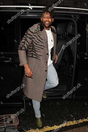 Editorial image of JLS out and about, London, UK - 20 Feb 2020