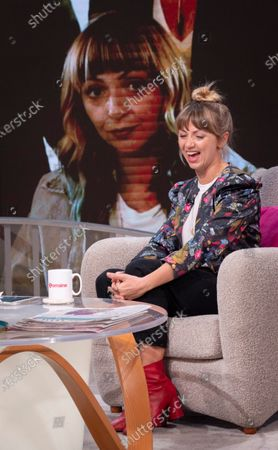 Editorial picture of 'Lorraine' TV show, London, UK - 20 Feb 2020