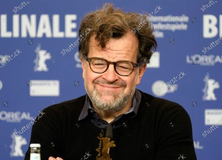 Playwright and filmmaker Kenneth Lonergan (USA), attend a press conference during the 70th annual Berlin International Film Festival (Berlinale), in Berlin, Germany, 20 February 2020. The Berlinale runs from 20 February to 01 March 2020.