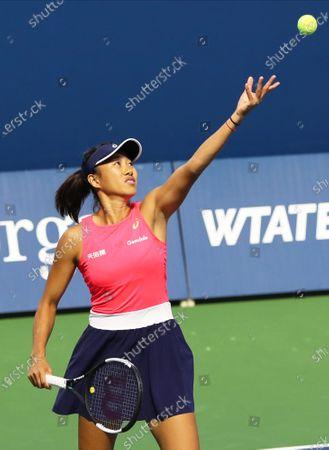 Editorial photo of Dubai Tennis WTA Championships, United Arab Emirates - 20 Feb 2020