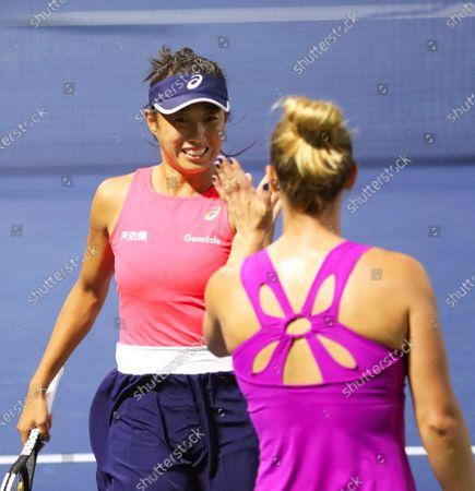 Editorial image of Dubai Tennis WTA Championships, United Arab Emirates - 20 Feb 2020