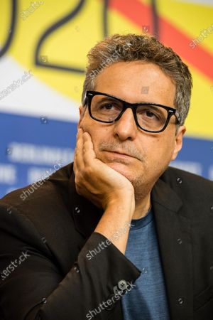Stock Picture of Programmer, film critic and director Kleber Mendonca Filho (Brazil), attend a press conference during the 70th annual Berlin International Film Festival (Berlinale), in Berlin, Germany, 20 February 2020. The Berlinale runs from 20 February to 01 March 2020.